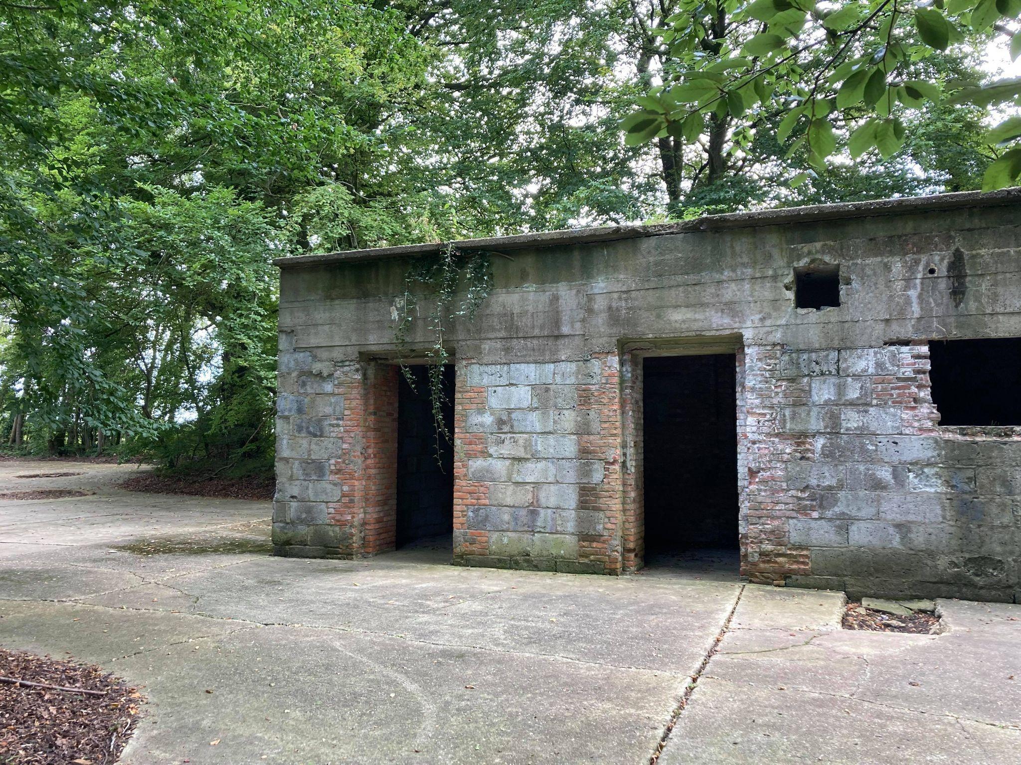 Bâtiment de stockage - Site V1 de Beaulieu