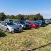 Parking site V1 - Campneuseville jep 2021