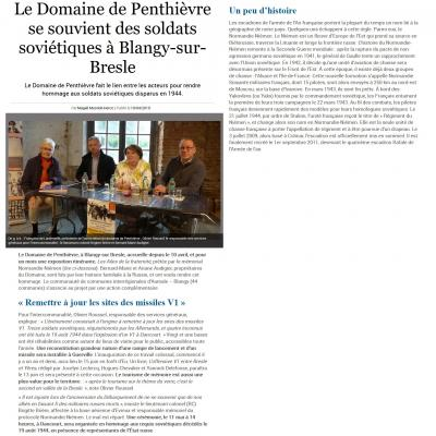 Le Courrier Picard - 10.04.2019