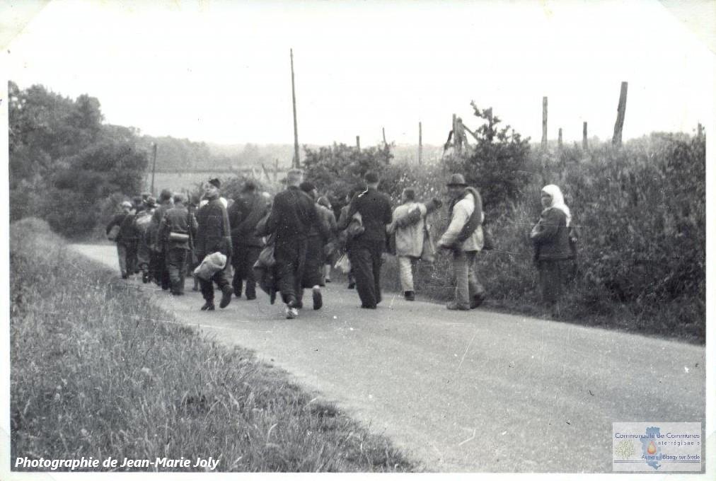 Requis soviétiques à Guerville